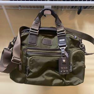 Tumi Alpha Bravo Brooks Slim briefcase